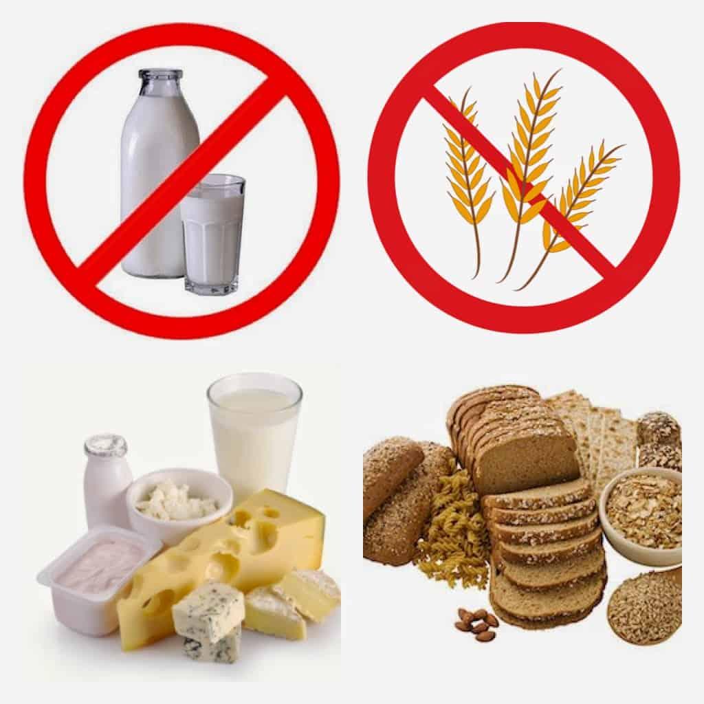 Produits Sans Gluten/Lactose