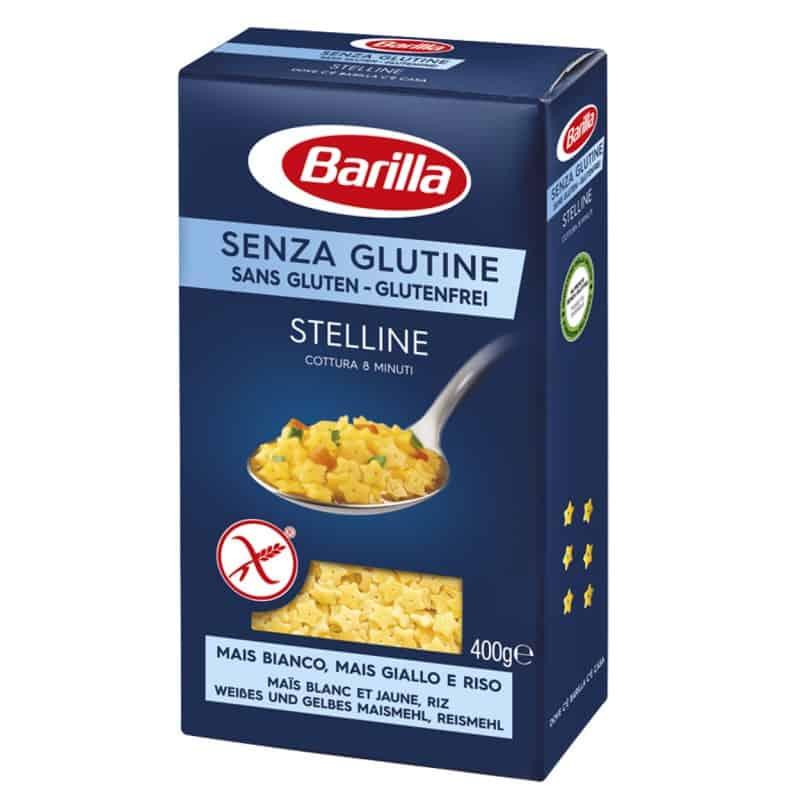Barilla stelline senza glutine