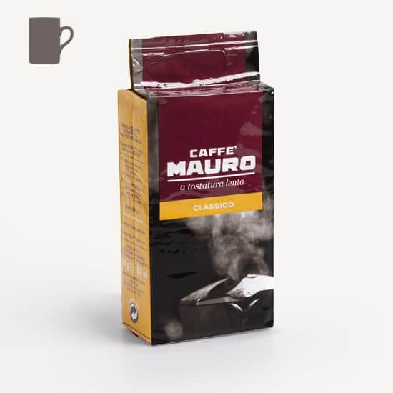 Caffe mauro classico macinato