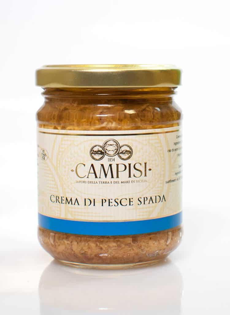 Crème D'espadon
