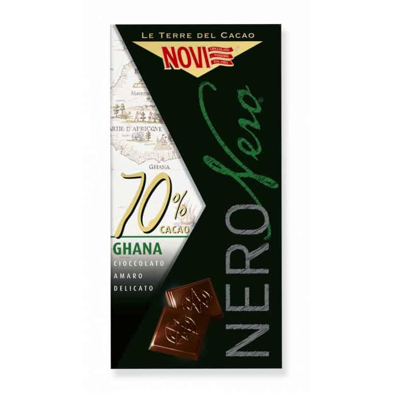 Novi Chocolat Noir 70% Ghana