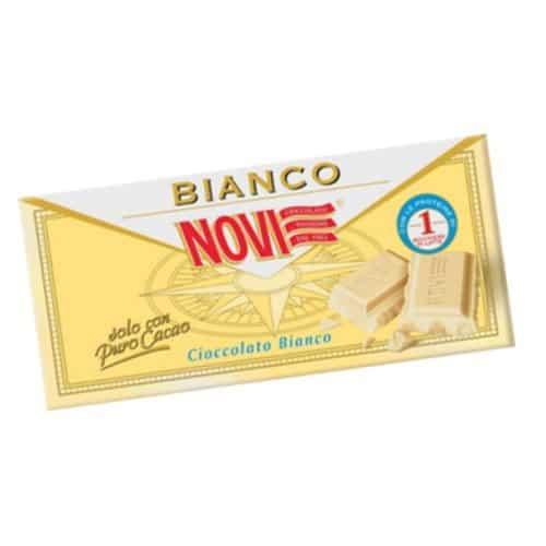 Novi Tablette Chocolat Blanc