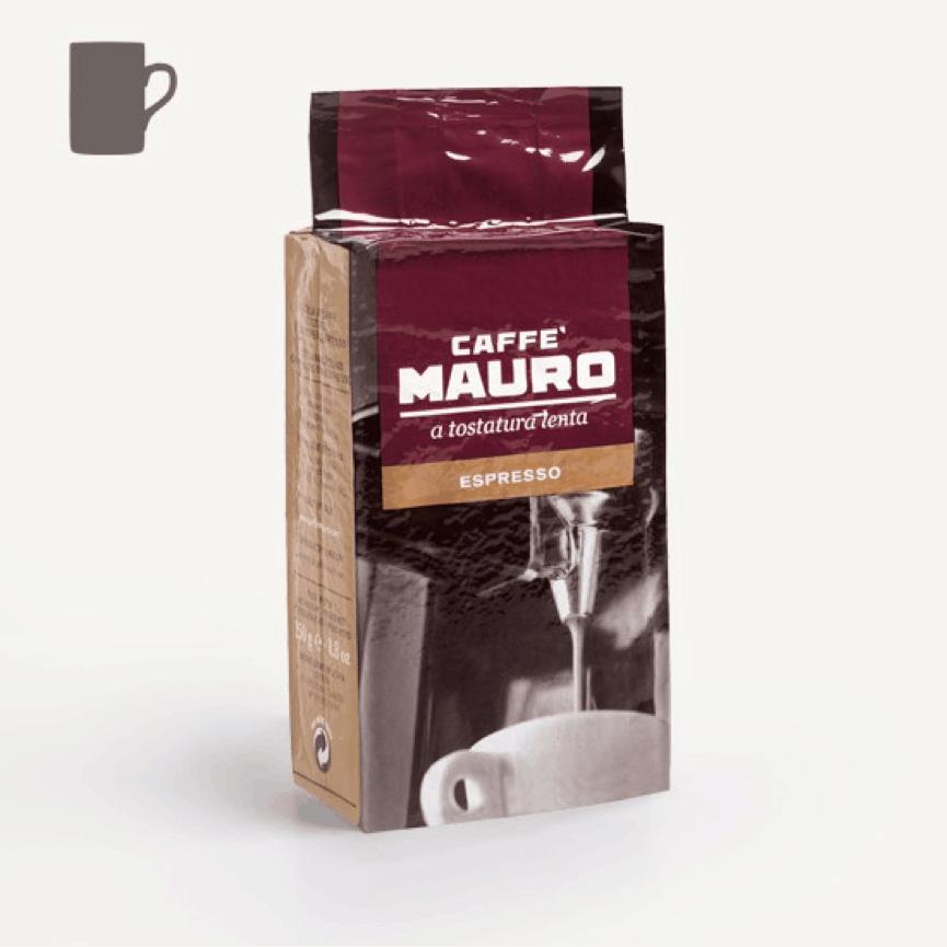 café moulue espresso