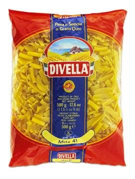 Pâtes Divella Mista