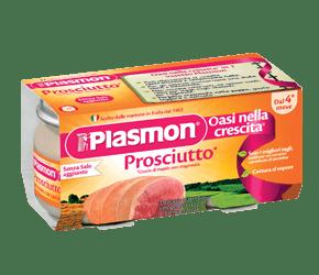 plasmon omogeneizzati jambon