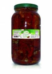 Bio tomates séchées sous huile