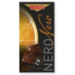 Novi chocolat noir orange/amandes